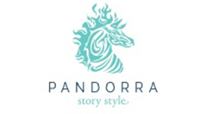 Logo Pandorra Story Style