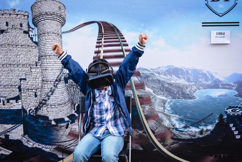 experienta in proiectele neconventionale de realitate virtuala