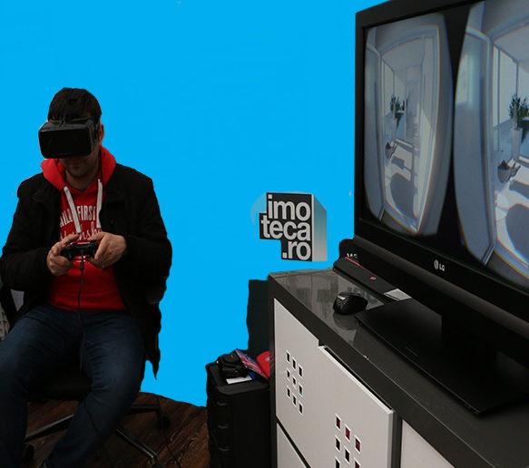 promovare neconventionala la targ, realitate virtuala