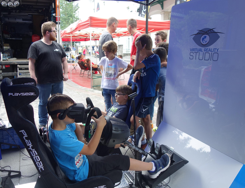 activari cu realitate virtuala